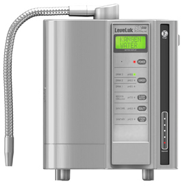 enagic leveluk sd501 platinum water ionizer