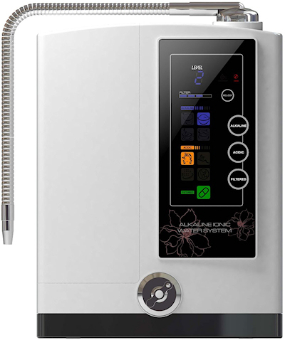 ionways jupiter venus water ionizer comparison