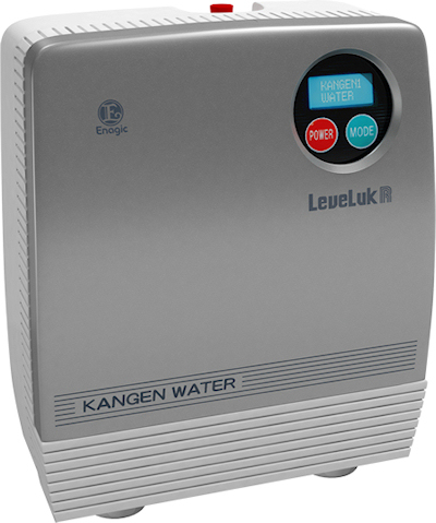 Kangen Leveluk R water ionizer review and comparison